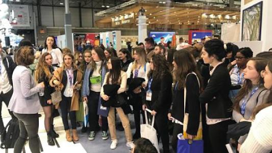 La-Facultad-de-Turismo-de-Murcia-presenta-a-sus-alumnos-en-Fitur-Talent