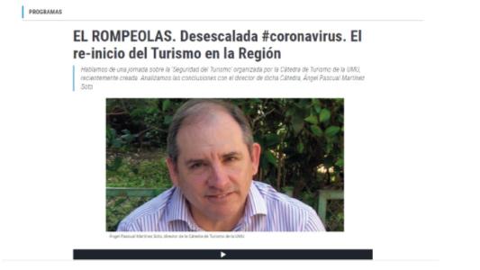 EL-ROMPEOLAS.-Desescalada-#coronavirus.-El-re-inicio-del-Turismo-en-la-Región