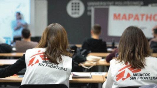 Segunda-edición-del-'Mapatón-de-Médicos-Sin-Fronteras'-con-más-de-200-voluntarios